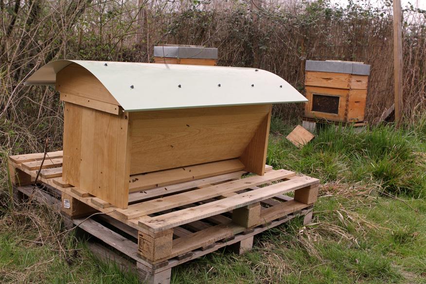 Déterminer le coût d'une ruche